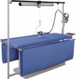 COMEL Стол гладильный для штор с парогенератором MP/F/T RU (3000х1000)
