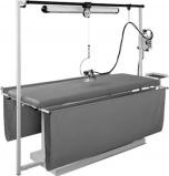 COMEL Прямоугольный гладильный стол с парогенератором для глажения штор MP/F/T RU (3000х750)